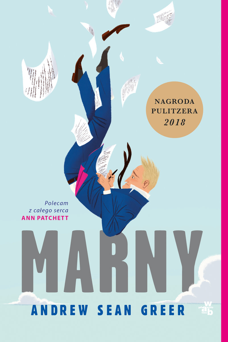 Marny – Andrew Sean Greer